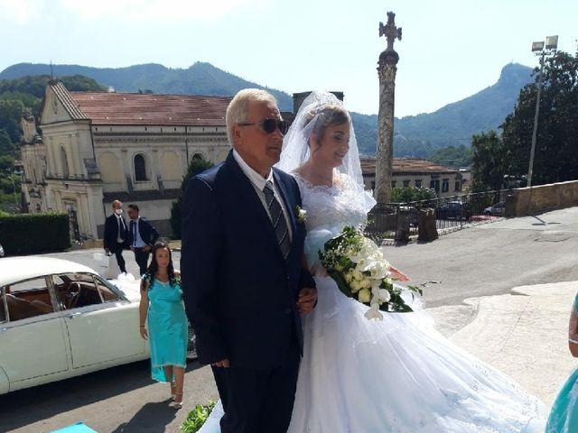 Il matrimonio di Davide e Cristina a Cava de' Tirreni, Salerno 4