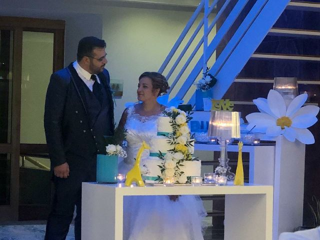 Il matrimonio di Davide e Cristina a Cava de' Tirreni, Salerno 5