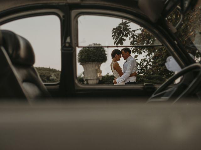 Le nozze di Roberta e Ernesto