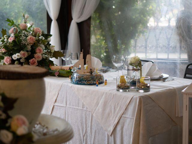 Il matrimonio di Ombretta e Glauco a Arenzano, Genova 3