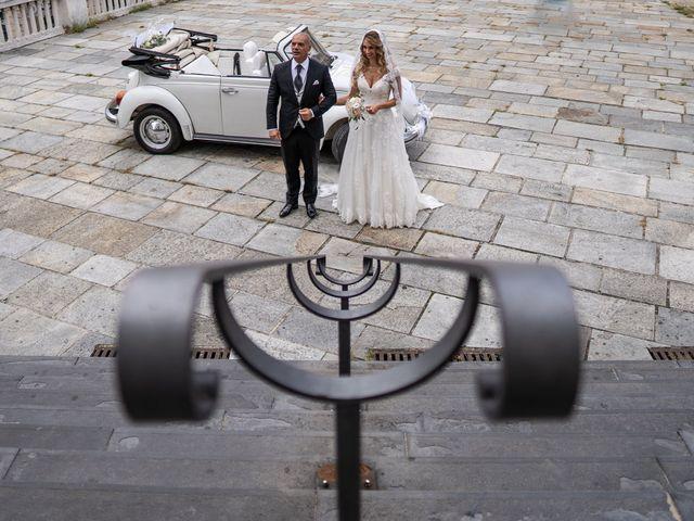 Il matrimonio di Ombretta e Glauco a Arenzano, Genova 10
