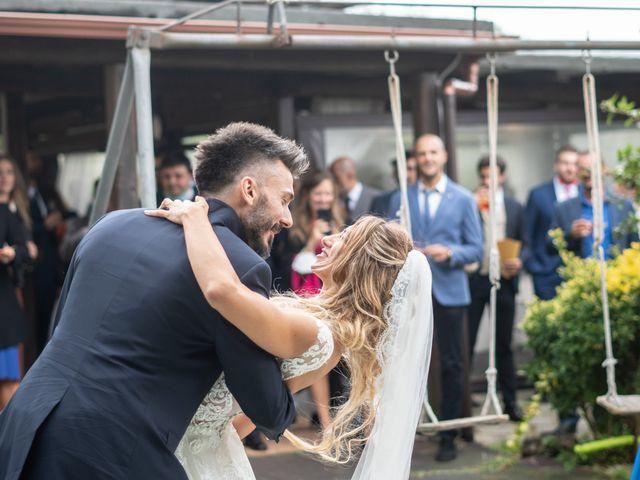 Il matrimonio di Ombretta e Glauco a Arenzano, Genova 19