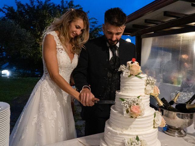 Il matrimonio di Ombretta e Glauco a Arenzano, Genova 20