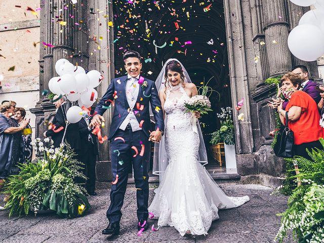 Il matrimonio di Alessia e Dario a Biancavilla, Catania 37