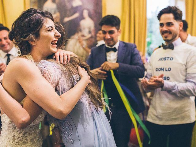 Il matrimonio di Alessia e Dario a Biancavilla, Catania 54