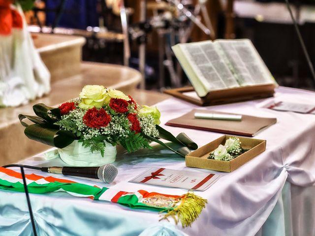 Il matrimonio di Gioele e Jessica a Brescia, Brescia 23