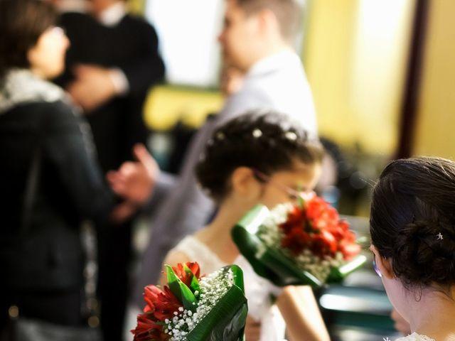 Il matrimonio di Gioele e Jessica a Brescia, Brescia 30