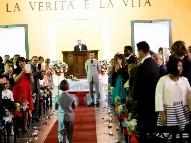 Il matrimonio di Gioele e Jessica a Brescia, Brescia 36