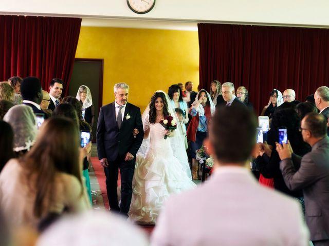 Il matrimonio di Gioele e Jessica a Brescia, Brescia 38