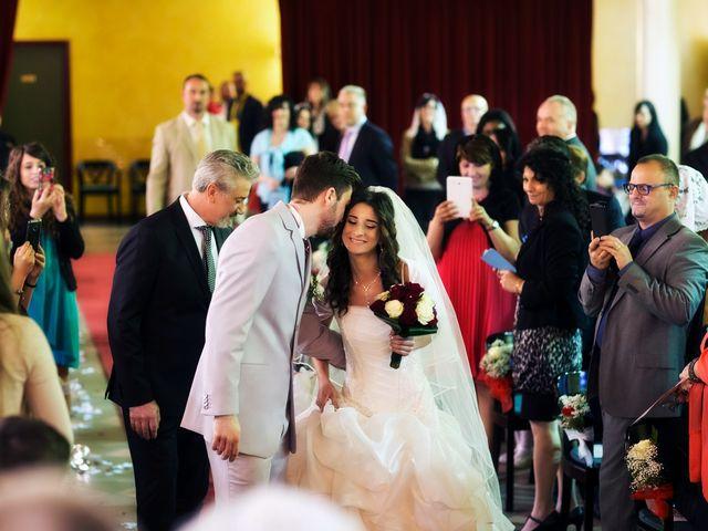 Il matrimonio di Gioele e Jessica a Brescia, Brescia 40