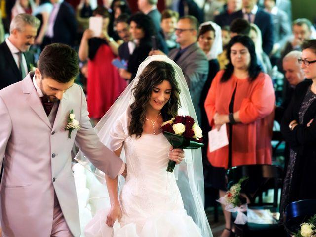 Il matrimonio di Gioele e Jessica a Brescia, Brescia 42