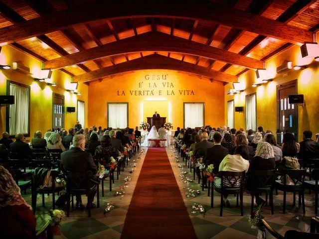 Il matrimonio di Gioele e Jessica a Brescia, Brescia 43