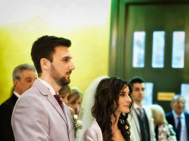 Il matrimonio di Gioele e Jessica a Brescia, Brescia 44