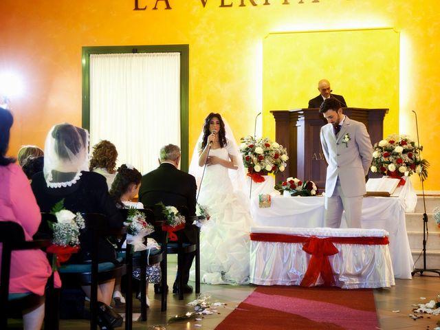 Il matrimonio di Gioele e Jessica a Brescia, Brescia 49