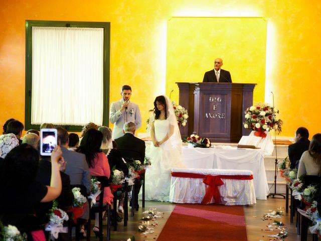 Il matrimonio di Gioele e Jessica a Brescia, Brescia 50