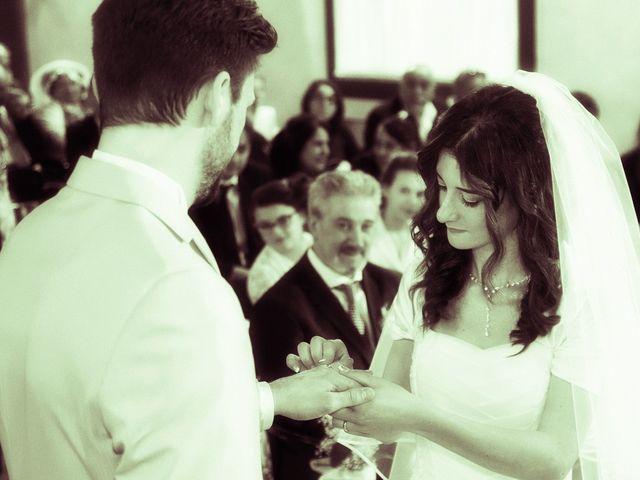 Il matrimonio di Gioele e Jessica a Brescia, Brescia 52