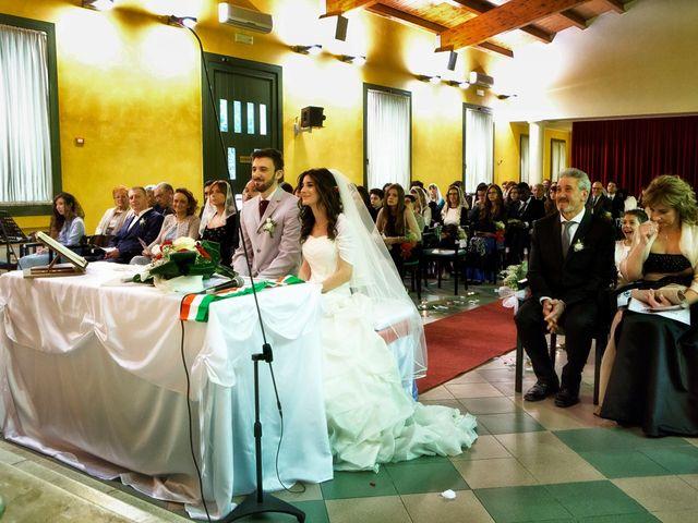 Il matrimonio di Gioele e Jessica a Brescia, Brescia 54