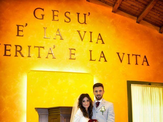 Il matrimonio di Gioele e Jessica a Brescia, Brescia 55