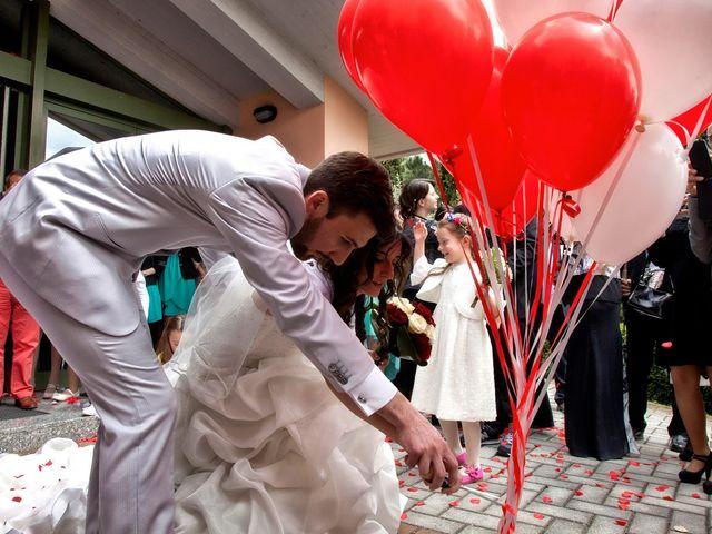Il matrimonio di Gioele e Jessica a Brescia, Brescia 59