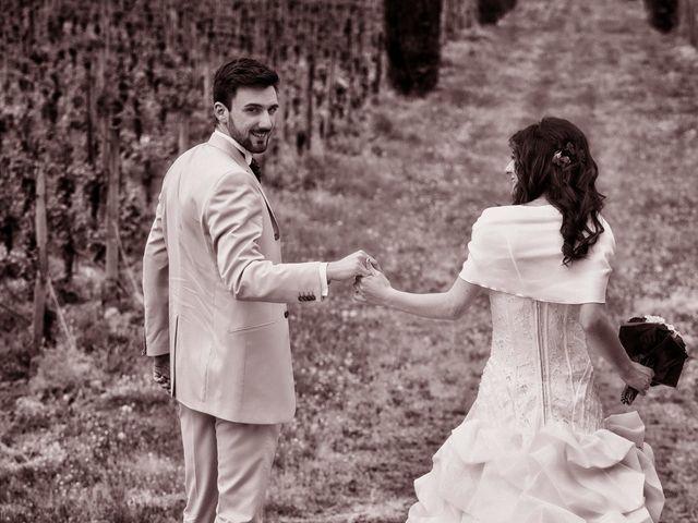 Il matrimonio di Gioele e Jessica a Brescia, Brescia 73