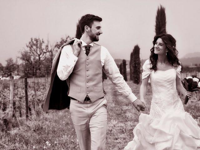 Il matrimonio di Gioele e Jessica a Brescia, Brescia 74