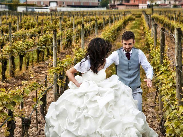 Il matrimonio di Gioele e Jessica a Brescia, Brescia 77