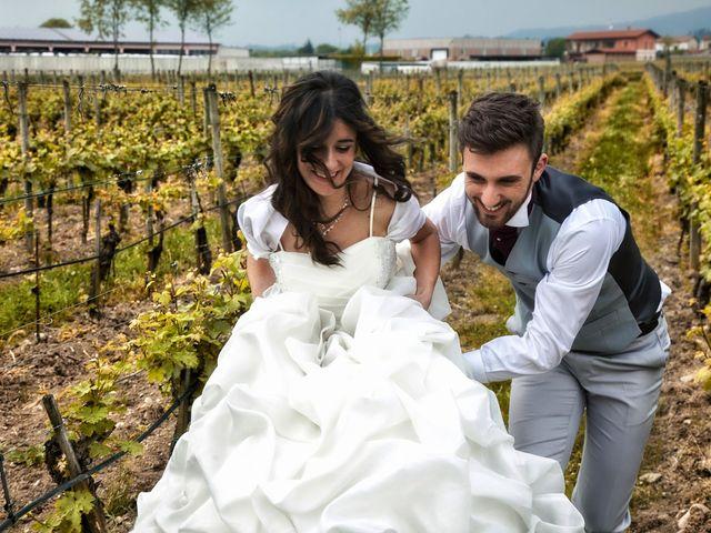 Il matrimonio di Gioele e Jessica a Brescia, Brescia 78