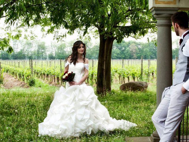 Il matrimonio di Gioele e Jessica a Brescia, Brescia 80