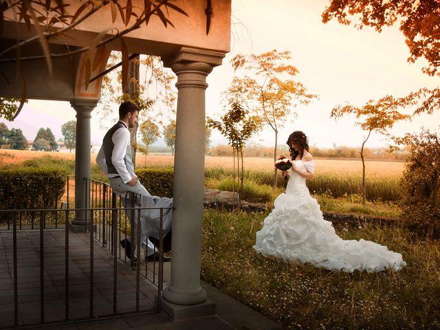 Il matrimonio di Gioele e Jessica a Brescia, Brescia 81