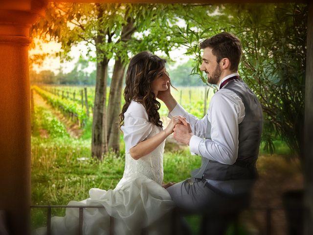 Le nozze di Jessica e Gioele