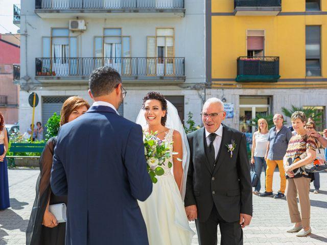 Il matrimonio di Graziano e Giada a Augusta, Siracusa 30