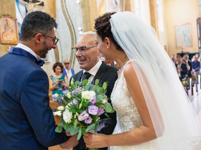 Il matrimonio di Graziano e Giada a Augusta, Siracusa 35