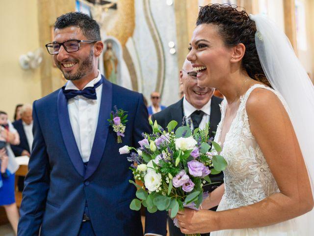 Il matrimonio di Graziano e Giada a Augusta, Siracusa 36