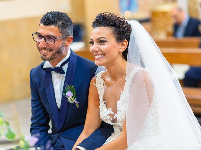 Il matrimonio di Graziano e Giada a Augusta, Siracusa 44