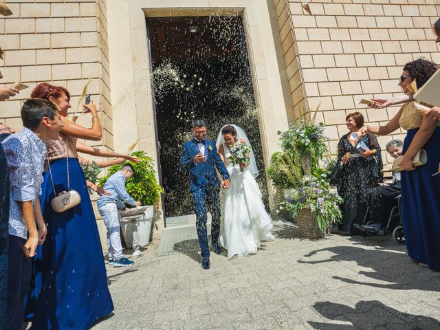 Il matrimonio di Graziano e Giada a Augusta, Siracusa 51