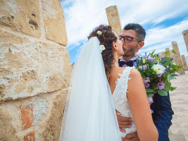 Il matrimonio di Graziano e Giada a Augusta, Siracusa 80