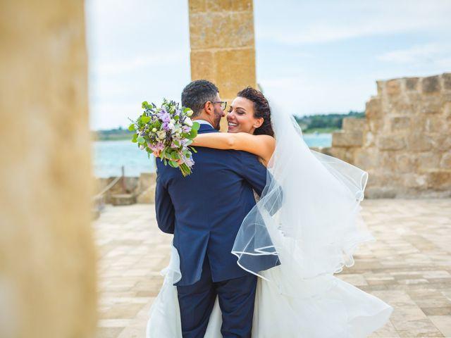 Il matrimonio di Graziano e Giada a Augusta, Siracusa 81