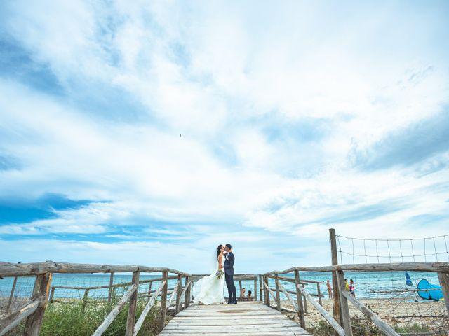 Il matrimonio di Graziano e Giada a Augusta, Siracusa 85