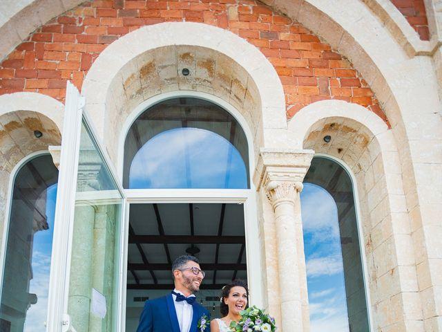 Il matrimonio di Graziano e Giada a Augusta, Siracusa 91