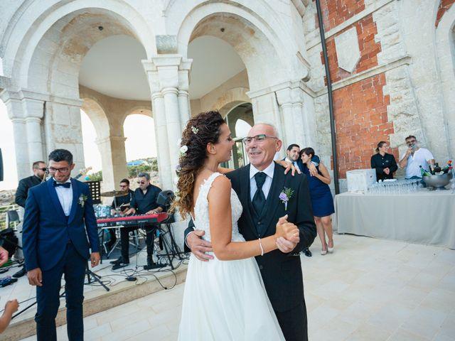 Il matrimonio di Graziano e Giada a Augusta, Siracusa 115