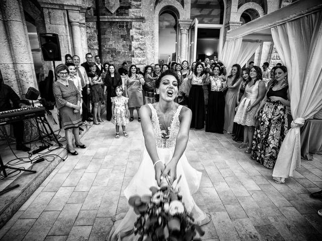 Il matrimonio di Graziano e Giada a Augusta, Siracusa 139