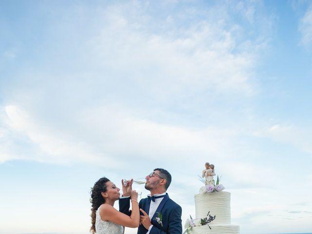 Il matrimonio di Graziano e Giada a Augusta, Siracusa 143