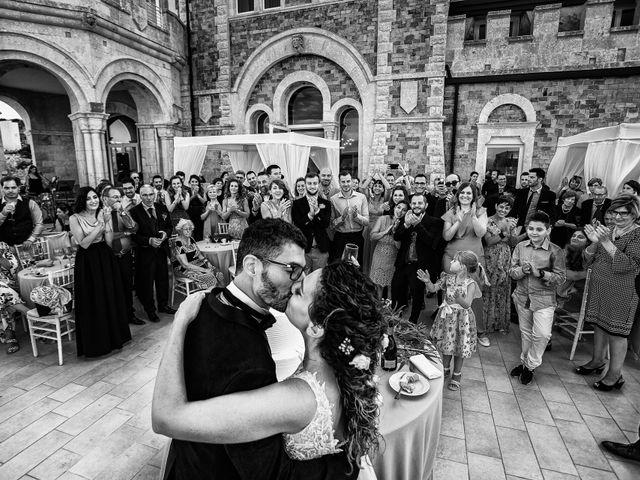 Il matrimonio di Graziano e Giada a Augusta, Siracusa 144