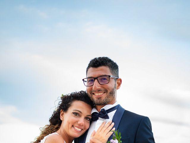 Il matrimonio di Graziano e Giada a Augusta, Siracusa 146