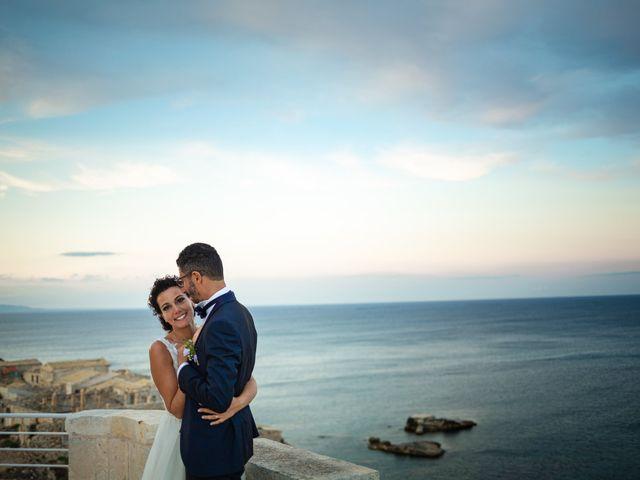 Il matrimonio di Graziano e Giada a Augusta, Siracusa 151