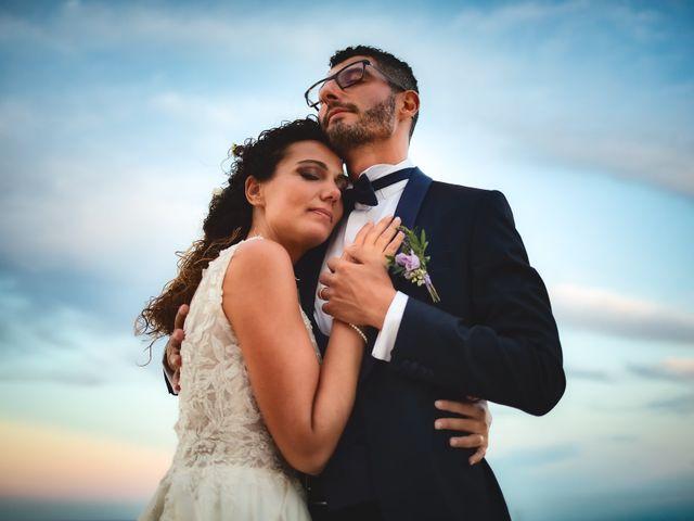 Il matrimonio di Graziano e Giada a Augusta, Siracusa 153