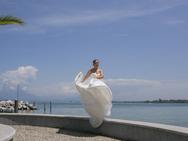 Il matrimonio di Marco e Cristina a Desenzano del Garda, Brescia 18