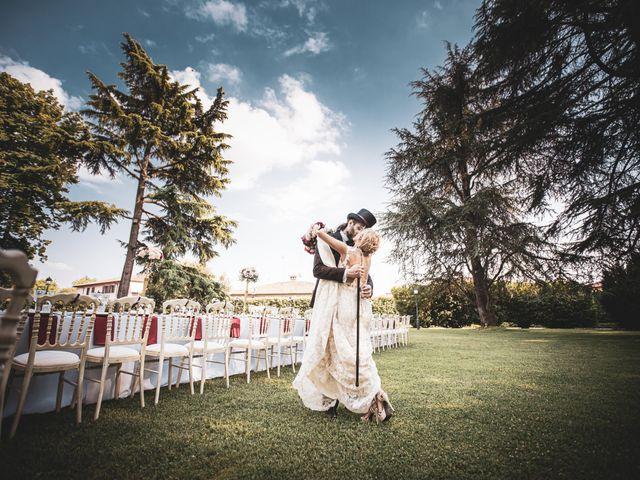 Le nozze di Viviana e Denny