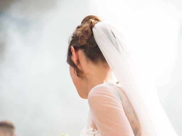 Il matrimonio di Manuel e Sara a Montichiari, Brescia 1