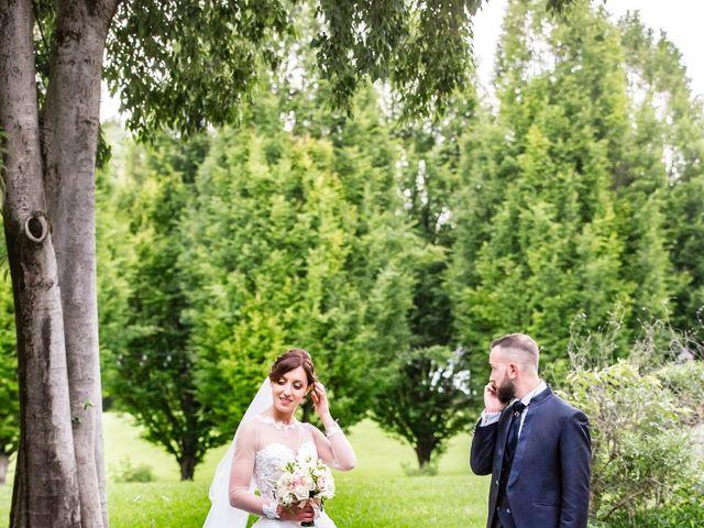 Il matrimonio di Manuel e Sara a Montichiari, Brescia 8